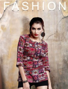 STF PRETTY GIRL VOL 9 RAYON KURTIS MANUFACTURERS