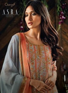 BUY ONLINE GANGA FASHION ASRA SALWAR KAMEEZ WHOLESALE SURAT