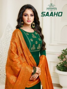 SAMAIRA FASHION SAAHO SALWAR SUITS ONLINE SHOPPING