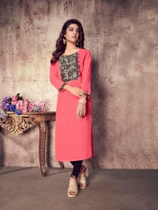BAANVI BITCOIN VOL 3 KURTIS MANUFACTURER IN SURAT