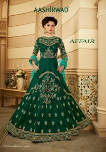AASHIRWAD CREATION AFFAIR HEAVY BRIDAL COLLECTION