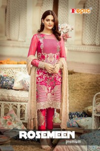 FEPIC ROSEMEEN PREMIUM  DESIGNER SUITS WITH PRICE