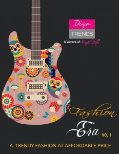 DIYA TRENDS FASHION ERA VOL 1 RAYON KURTIS
