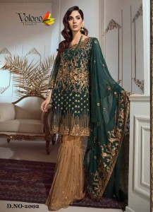 VOLONO TRENDZ ZAYLISH VOL 2 PAKISTANI EMBROIDERED