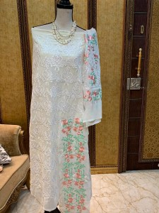 COSMOS AGHA NOOR KURTI  DRESS MATERIAL WHOLESALE