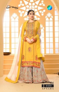 YOUR CHOICE APSARAA PAKISTANI REPLICA SUITS ONLINE INDIA