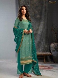 GANGA  FASHION UNS  SUITS CATALOGUE 2019 WITH PRICE