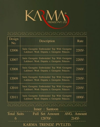 KARMA TRENDZ 12006-12011 SERIES HEAVY EMBROIDERED SALWAR SUITS CATALOGUE WHOLESALE SURAT (4).jpg