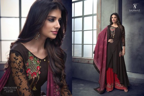 BUY ONLINE SAJAWAT CREATION SARTHI VOL 4 WHOLESALE PRICE (7).jpeg