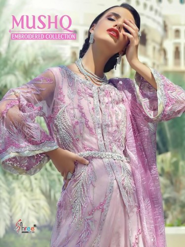 SHREE FABS MUSHQ PAKISTANI EMBROIDERED SALWAR SUITS COLLECTION (5).jpg