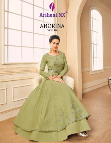 ARIHANT AMORINA VOL 4 READY MADE PARTY WEAR GOWNS AT WHOLESALE (10).jpeg