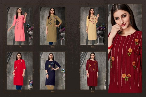 BAANVI MELBOURNE KURTIS WHOLESALE CATALOGUE BUY ONLINE (8).jpeg