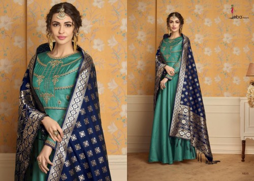 EBA-LIFESTYLE-BANARAS-VOL-1-READYMADE-GOWN-WHOLESALE-CHEAPEST-4.jpeg