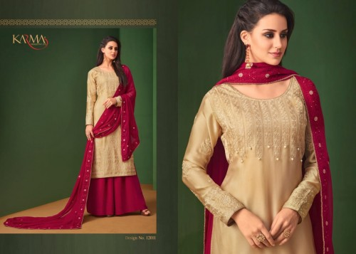 KARMA TRENDZ 12006-12011 SERIES HEAVY EMBROIDERED SALWAR SUITS CATALOGUE WHOLESALE SURAT (6).jpg