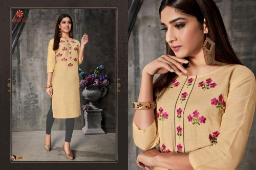 BAANVI MELBOURNE KURTIS WHOLESALE CATALOGUE BUY ONLINE (9).jpeg