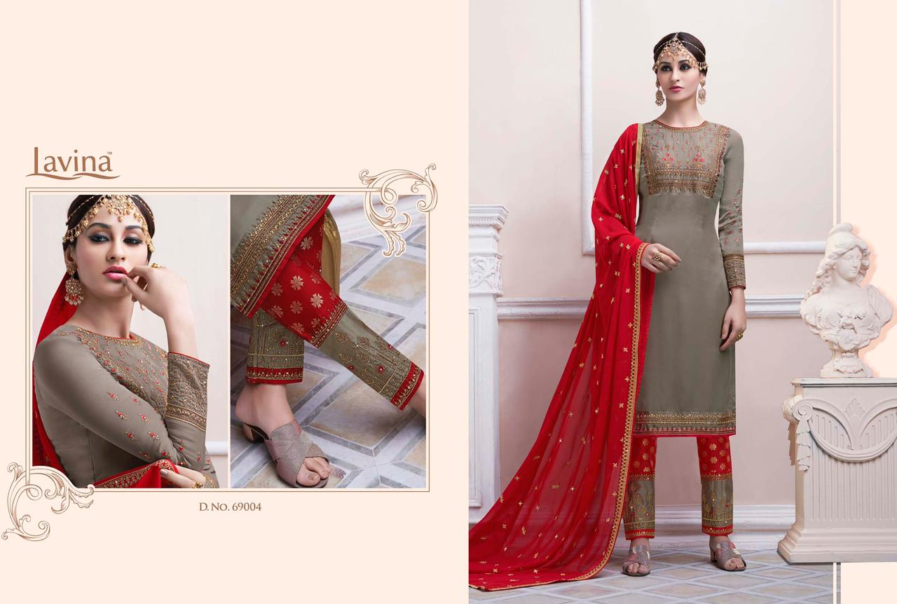 a1f7007be4 LAVINA-VOL-69-GEORGETTE-EMBROIDERY-SUITS-CATALOGUE-FOR-