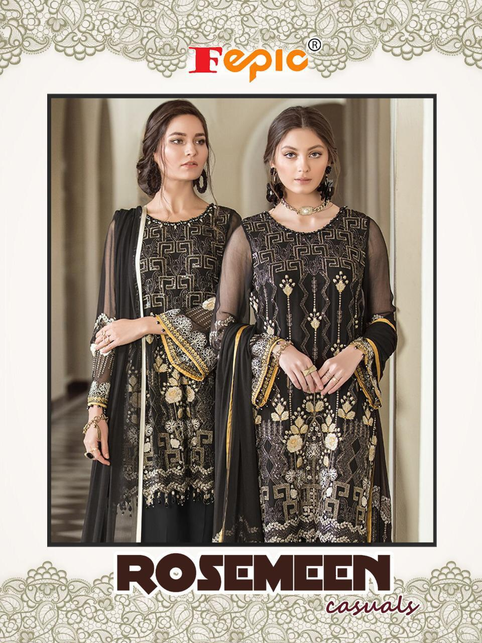 829ea4f11c FEPIC ROSEMEEN CASUALS PAKISTANI SUITS WHOLESALE IN HYDERABAD