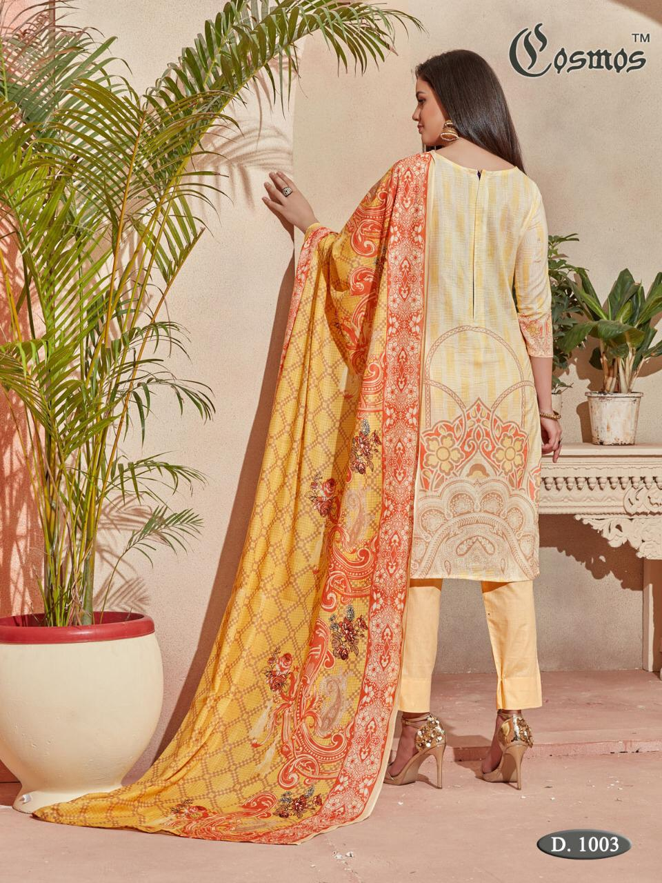 56322e8fd9 COSMOS FASHION SAADIA NOOR LAWN VOL 1 PAKISTANI SUITS WHOLESALE IN SURAT  (25).