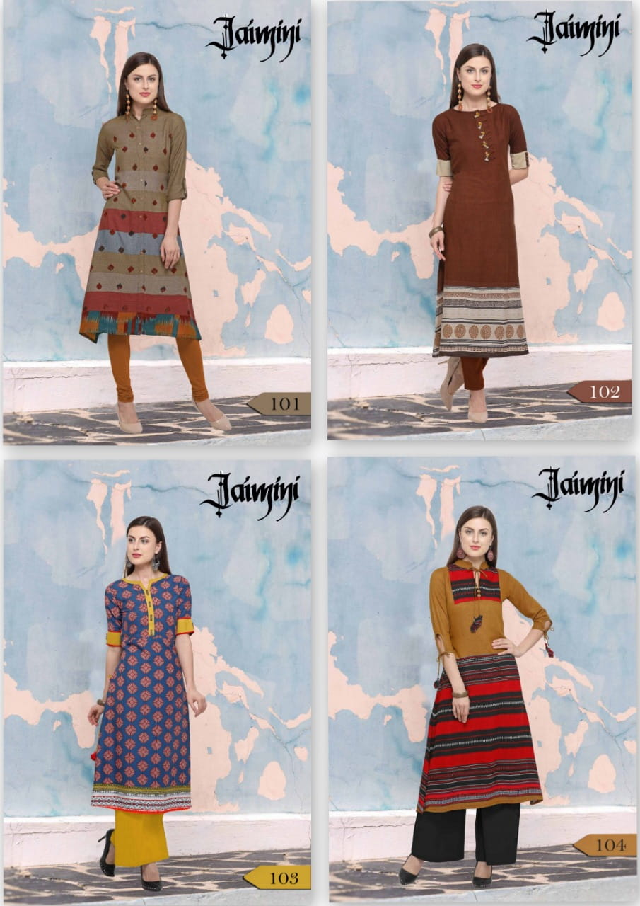 4351044d164 JAMINI SAKHI COTTON RAYON KURTI WHOLESALE